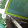 Cómo reparar una pantalla defectuosa Gameboy [Missing píxeles]